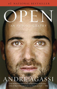 Open (An Autobiography) - 9780307388407 by Andre Agassi, 9780307388407