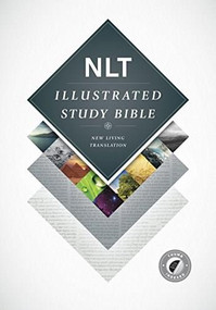 Illustrated Study Bible NLT (Hardcover, Indexed) by , 9781496402035