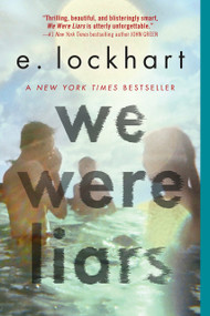 We Were Liars by E. Lockhart, 9780385741279