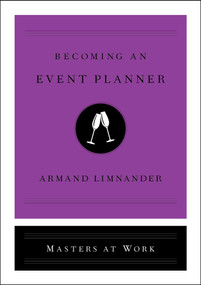 Becoming an Event Planner by Armand Limnander, 9781982140427