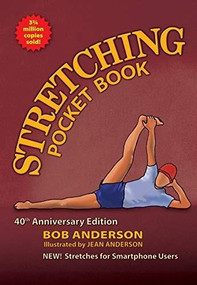 Stretching Pocket Book (40th Anniversary Edition) by Bob Anderson, Jean Anderson, 9780936070889