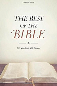 The Best of the Bible by , 9781496411792