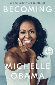 Becoming - 9781524763138 by Michelle Obama, 9781524763138