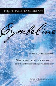 Cymbeline - 9781982156916 by William Shakespeare, Dr. Barbara A. Mowat, Paul Werstine, 9781982156916