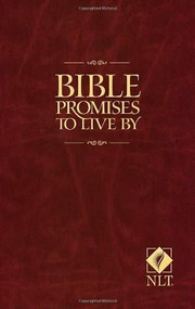 Bible Promises to Live By - 9781414313559 by Ronald A. Beers, Amy E. Mason, 9781414313559