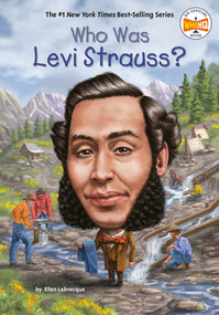 Who Was Levi Strauss? - 9780593224601 by Ellen Labrecque, Who HQ, Stephen Marchesi, 9780593224601