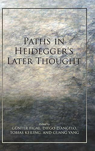 Paths in Heidegger's Later Thought - 9780253047199 by Günter Figal, Diego D'Angelo, Tobias Keiling, Guang Yang, 9780253047199