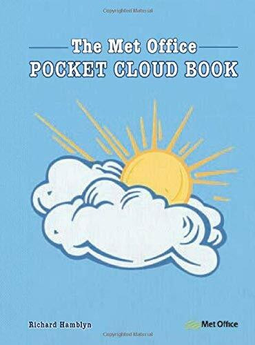 The Met Office Pocket Cloud Book (Miniature Edition) - 9780715337615 by Richard Hamblyn, The Met Office, 9780715337615