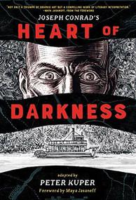 Heart of Darkness - 9780393358438 by Joseph Conrad, Peter Kuper, Maya Jasanoff, 9780393358438