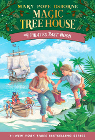 Pirates Past Noon by Mary Pope Osborne, Sal Murdocca, 9780679824251
