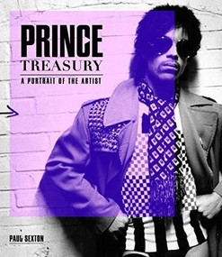 Prince: A Portrait of the Artist by Paul Sexton, 9781787391642