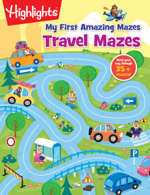 Travel Mazes by Highlights, 9781684372607