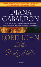 Lord John and the Private Matter by Diana Gabaldon, 9780440241485