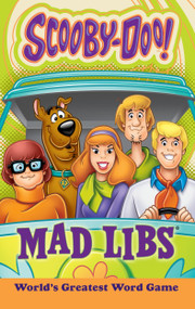 Scooby-Doo Mad Libs by Eric Luper, 9780399539510