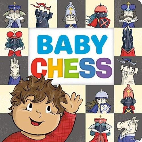 Baby Chess by Sophie Pryce, 9780593434406