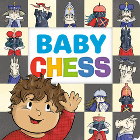 Baby Chess by Sophie Pryce, Tim Palin, 9780593434406