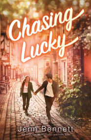 Chasing Lucky by Jenn Bennett, 9781534425170