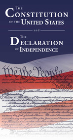 The Constitution of the United States and The Declaration of Independence (Miniature Edition) - 9781631581489 by Delegates of  The Constitutional Convention, 9781631581489