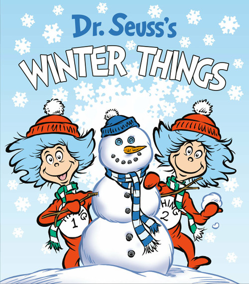 Dr. Seuss's Winter Things by Dr. Seuss, 9780593303306