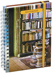 At Home with Books Mini Notebook (Miniature Edition) by CICO Books, 9781782495871