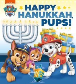 Happy Hanukkah, Pups! (PAW Patrol) by Random House, Random House, 9780593177808