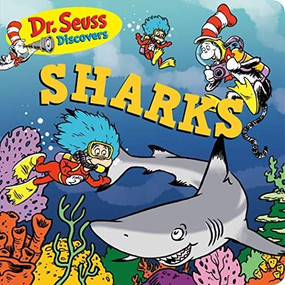 Dr. Seuss Discovers: Sharks by Dr. Seuss, 9781984829917