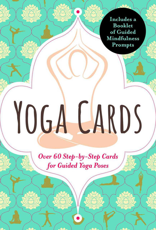 Yoga Cards (60 Yoga Cards For Balance and Relaxation Anywhere, Anytime) (Miniature Edition) by Editors of Cider Mill Press, 9781646431281