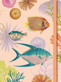 Art of Nature: Under the Sea Softcover Notebook ((Cute Stationery, Gift for Girls, Notebooks)) by Insights, 9781647223830