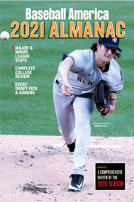 Baseball America 2021 Almanac by The Editors of Baseball America, 9781735548203