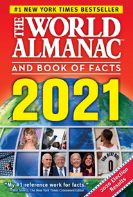 The World Almanac and Book of Facts 2021 by Sarah Janssen, 9781510761391