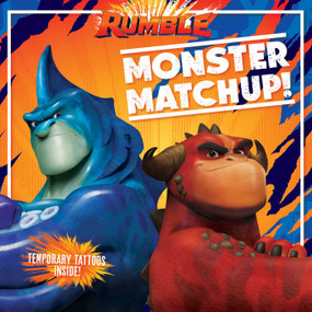 Monster Matchup! by Tina Gallo, Patrick Spaziante, 9781534476110