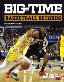 Big-Time Basketball Records by Thom Storden, 9781977159298