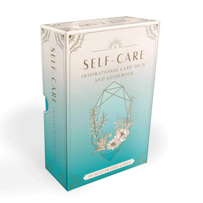 Self-Care (Inspirational Card Deck and Guidebook) (Miniature Edition) by Caitlin Scholl, 9781647222949
