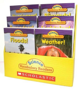 Science Vocabulary Readers: Wild Weather (Exciting Nonfiction Books That Build Kids' Vocabularies) by Liza Charlesworth, Liza Charlesworth, 9780545015981