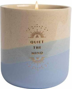 MEDITATION SCENTED CANDLE (11OZ) (Miniature Edition) by INSIGHT EDITIONS,, 9781682986394