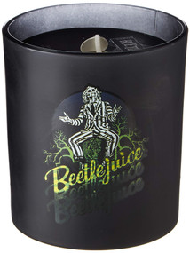 BEETLEJUICE GLASS CANDLE (Miniature Edition) by INSIGHT EDITIONS,, 9781682984901