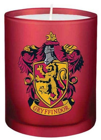 HARRY POTTER: GRYFFINDOR GLASS VOTIVE CANDLE (Miniature Edition) by INSIGHT EDITIONS,, 9781682984932