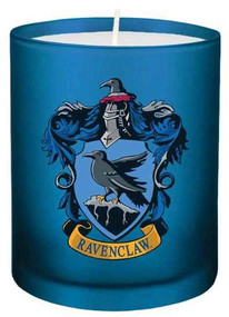 HARRY POTTER: RAVENCLAW GLASS VOTIVE CANDLE (Miniature Edition) by INSIGHT EDITIONS,, 9781682984963