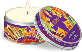 HARRY POTTER: WEASLEYS' WIZARD WHEEZES SCENTED CANDLE (MINT - 5.6 OZ.) (Miniature Edition) by INSIGHT EDITIONS,, 9781682983416