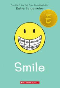 Smile - 9781338740264 by Raina Telgemeier, Raina Telgemeier, 9781338740264