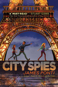 City Spies - 9781534414914 by James Ponti, 9781534414914