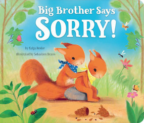 Big Brother Says Sorry by Clever Publishing, 9781951100902