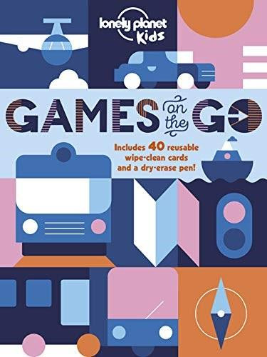Games on the Go (Miniature Edition) by Lonely Planet Kids, Lonely Planet Kids, 9781788683302