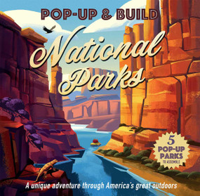 Pop-Up & Build: National Parks by Mike Graf, 9781645170495