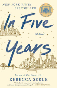 In Five Years (A Novel) - 9781982137441 by Rebecca Serle, 9781982137441