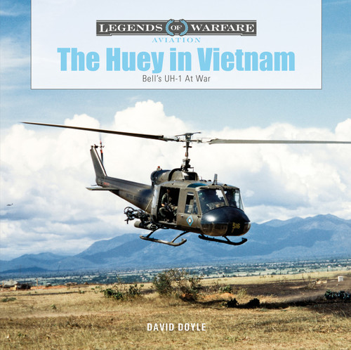 The Huey in Vietnam (Bell's UH-1 At War) by David Doyle, 9780764362750