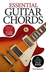 Essential Guitar Chords by Paul Roland, 9781398808812