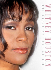 Whitney Houston (The Greatest Love of All) by Carolyn McHugh, 9781912918584