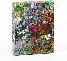 Christian Lacroix Heritage Collection Les 4 Saisons Boxed Notecards by Christian Lacroix, Galison, 9780735364141