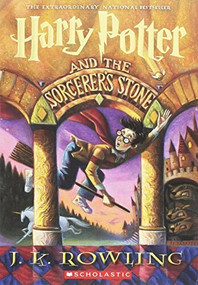 Harry Potter and the Sorcerer's Stone by J. K. Rowling, Mary GrandPré, 9780590353427